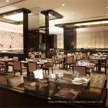 Nuevos muebles al por mayor del metal del restaurante de la llegada (SP-CS151)