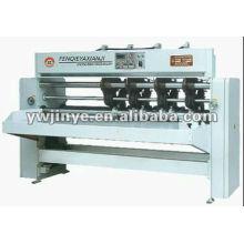 TL-BFY - 1800C / 2200C / 2600C dünne Klinge Stil High-Speed Rillen und schneiden Maschine