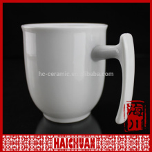 HCC super quality bone china pewter mug