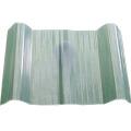 Transparente Welle Platte FRP 2mm 3mm 4mm 5mm 6mm Wellpappe Blatt Dach Abdichtung Blatt