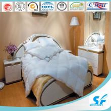 280tc 100% algodón blanco edredón (SFM-15-109)