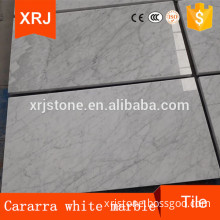 Italian Cararra White Marble Price Of Marble In M2 With Grey Vein