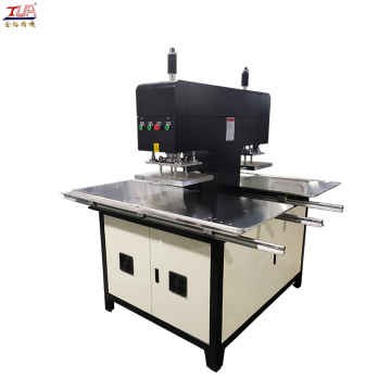 Textiles Silicone Logo Embossing Equipment