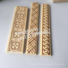 Molduras de madera compuesta Molduras de madera aserrada