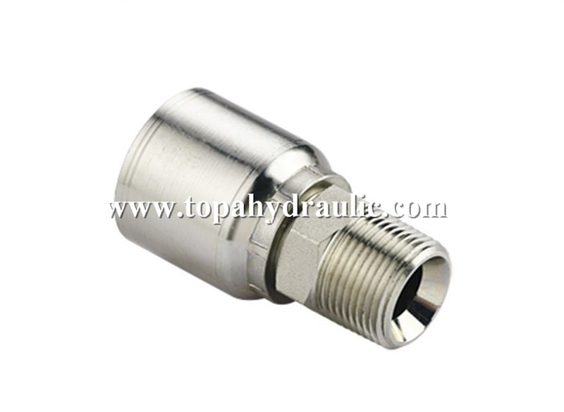 26791 quick disconnect hydraulic JIC hose crimp fittings