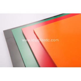 Colored PVC Wall Cladding Sheet