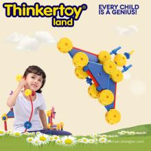Обучающие игрушки для 3-6 детей