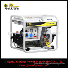 Professional diesel generator dealers in the African market