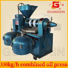 Máquina da imprensa de óleo de China para o processamento de óleo da grão da factura de óleo de semente