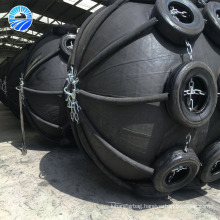 CCS certificate Steel workboat rubber Tyre fenders