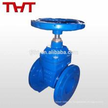 Válvula de compuerta resistente al alza de la cuña del estruendo del estruendo DIN F5 para el agua