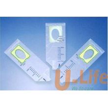 Urine Drainage Bag with Pull & Push Valve