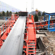 Conveyor System/Belt Conveyor System/Pvg Rubber Conveyor Belt