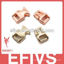 "3/8""metal paracord bracelet buckles"