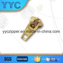 Superior Quality Wholesale Yg Brass Zipper Slider for Pants