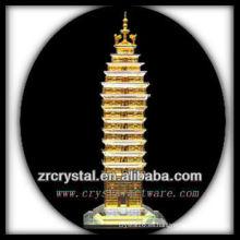 Maravilloso Crystal Building Model H032