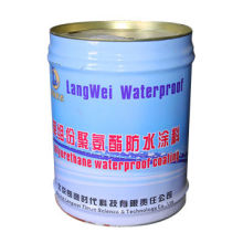 One Component Moisture Cured PU Waterproofing Coating