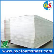 Proveedor de hojas de espuma de PVC de 40 mm