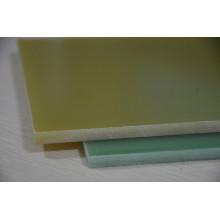 Эпоксидная стеклянная ткань Ламинированный лист G11 / Epgc203 / Epgc308