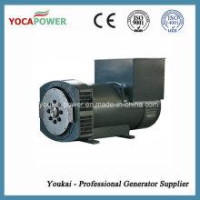 Серый бесщеточный альтенатор мощностью 130 кВт, генератор