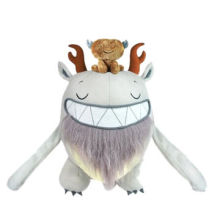 Monster Plush, Imps and Monsters Clarence 12 Inches Tall, Justin Hillgrove ArtNew