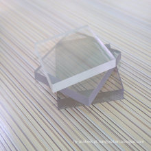 Folha acrílica, folha contínua do policarbonato, folha compacta para a clarabóia da telhadura