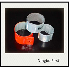 High Visibility Refaelctive Wrist Band with Logo