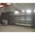 Línea de producción de madera contrachapada de chapa automática