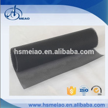 Black 4x4mm mesh size Teflon coated fiberglass mesh fabrics