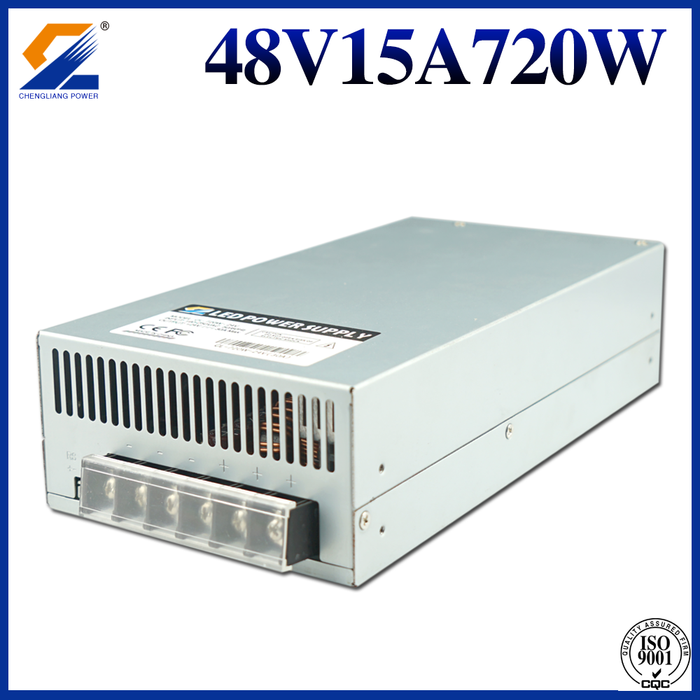 48V 15A 720W AC DC Driver For Industry Control