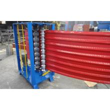 Galvanized Steel Sheet Bending Arc Roll Forming Machine