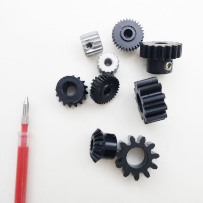 Custom Precision Smidd Steel Spur Gears Pinion