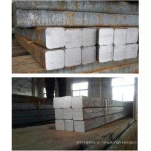 Barra de aço quadrada AISI1020 S20c Ss400 Q235