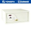 Safewell Rl Panel 230mm Altura ensanchado portátil seguro para el hotel