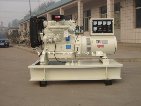 ricardo diesel generator