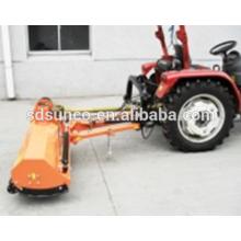 Rasenmäher Grasfangmaschine angetriebener Traktor pto