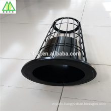 cheap organic silicone filter bag cage with venturi for power plant dust collector