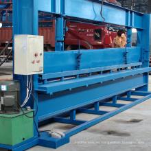Precio de la máquina de flexión hidráulica de 4 metros