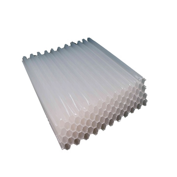 Lutade Plate Clarifiers PP Material