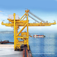 New products mobile boat lift container mobile gantry crane 40ton