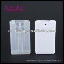15ml mini garrafa de plástico para perfume