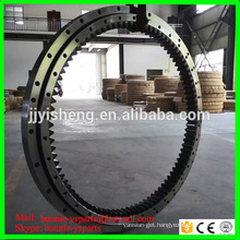 JS130 excavator ring swing circle slewing bearing