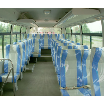Practical 24-31 Seats Medium Coach Bus with Good Performance