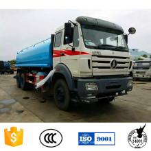Caminhão de água de alta qualidade de BEIBEN 6 * 4 para venda