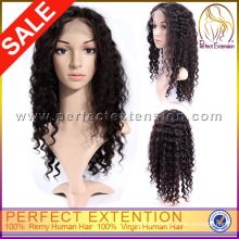 Best Vendors Small Heads Full Cuticle Cheap Human Hair Lace Wigs