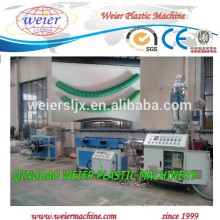 PP PE PVC PA EVA plastic corrugated flexible hose machinery