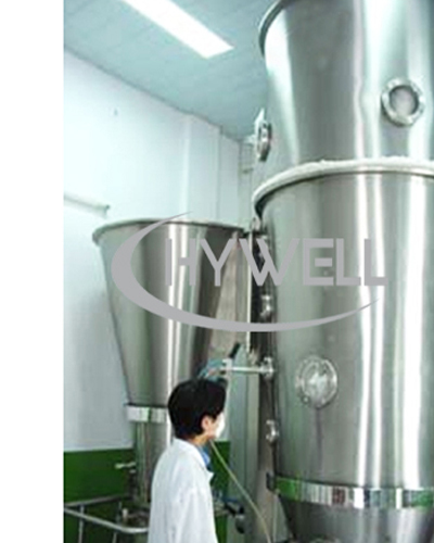 Powder Granulating Coater Machine