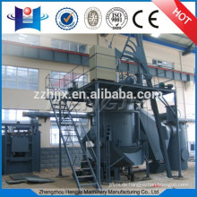 Environment friendly single stage coal gasification machine