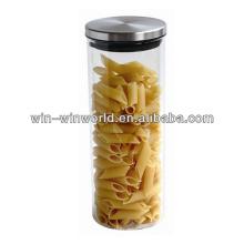 Récipient de nourriture en verre hermétique qui respecte l'environnement de promotion