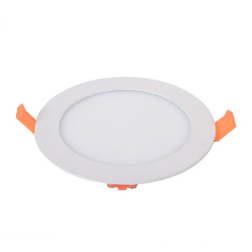 high quality slim no light leak recessed round square led panel light with CE CB BIS Certificate